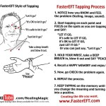 fastereft tapping script